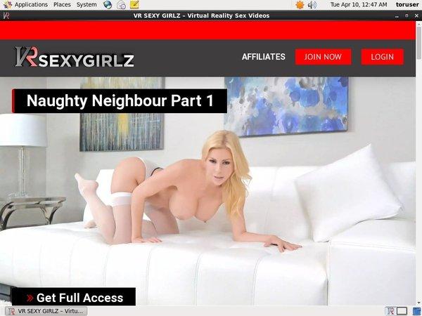 VR Sexy Girlz Porn Accounts