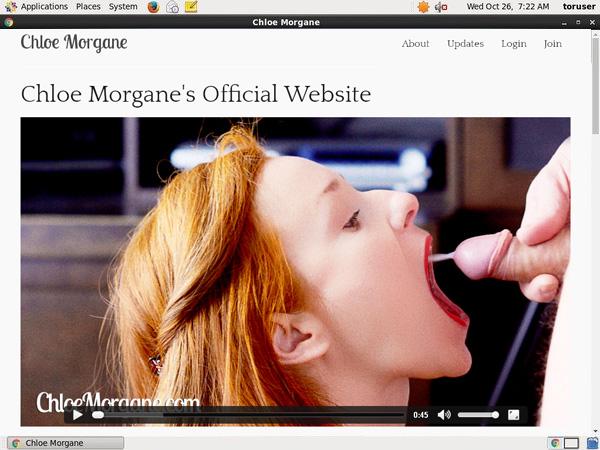 Free Chloe Morgane Access