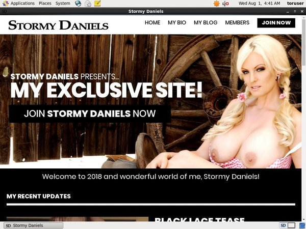 How Much Does Stormy Daniels Cost