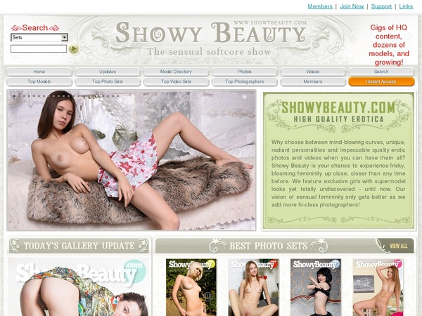Showybeauty.com Free Download