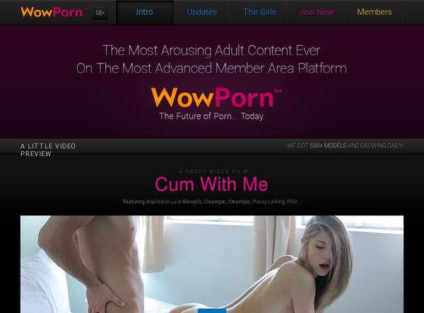 Wow Porn Porn Reviews