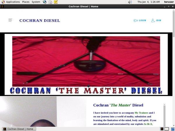 Cochran  Diesel Subscriptions