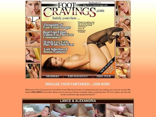 Footcravings.com GXBill