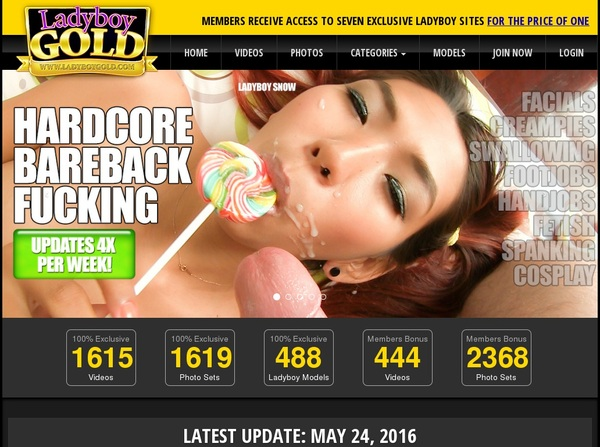 How To Join Ladyboygold For Free