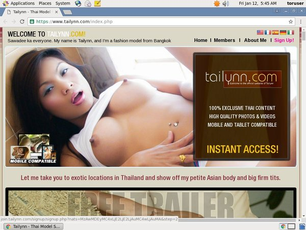 Tailynn Pay With