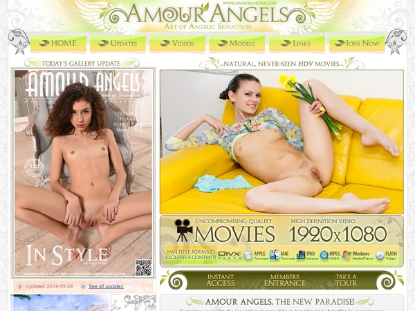 Amourangels Free Join