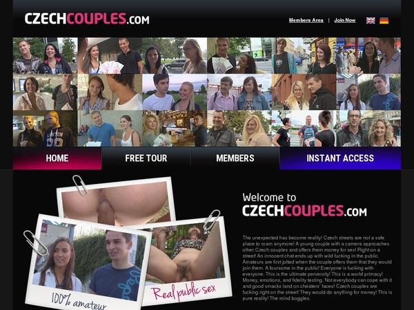 Premium Czech Couples