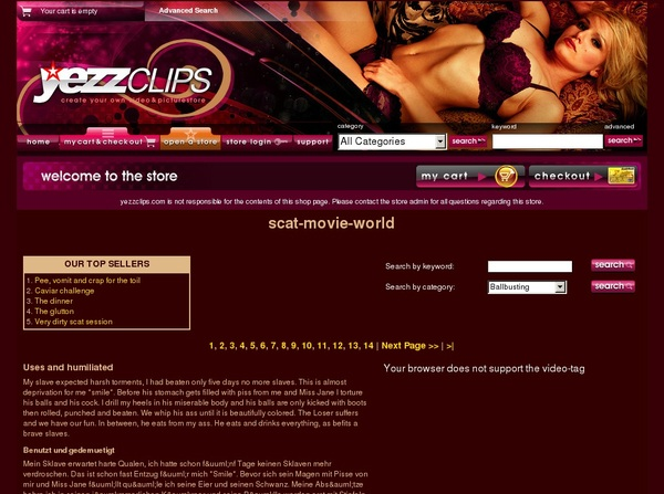 Scat-movie-world Coupon Discount